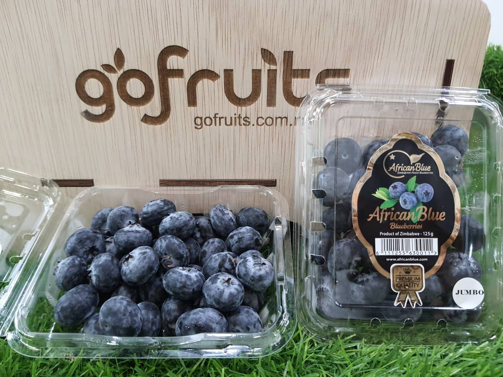 Morocco  Blueberries (125g)
