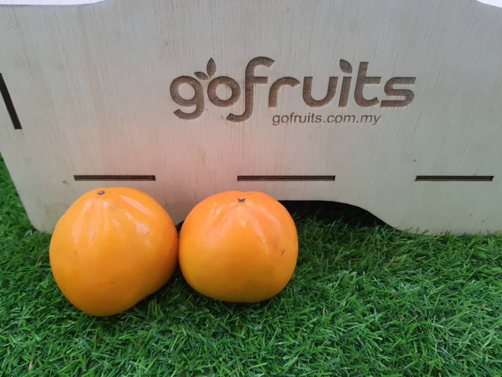 Spain Kakis Persimmon (2pcs)