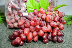 Australian Crimson Red Seedless Grapes (500g)