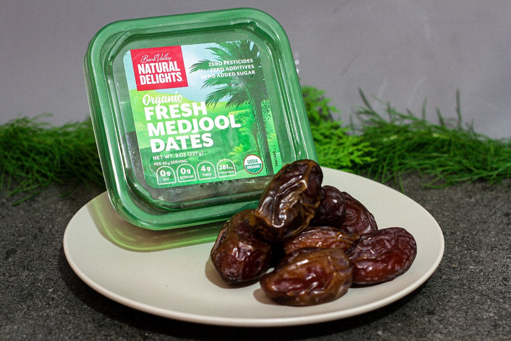US Organic Medjool Dates (225g)