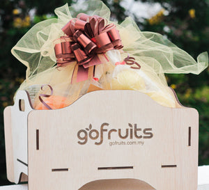 GoFruits Giftbox + Wrapping