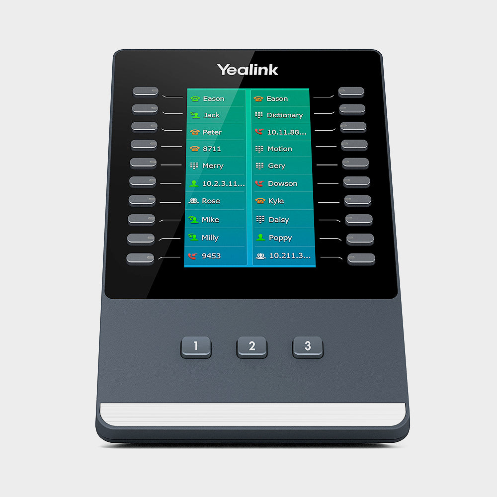 Yealink EXP50 Color Expansion Module