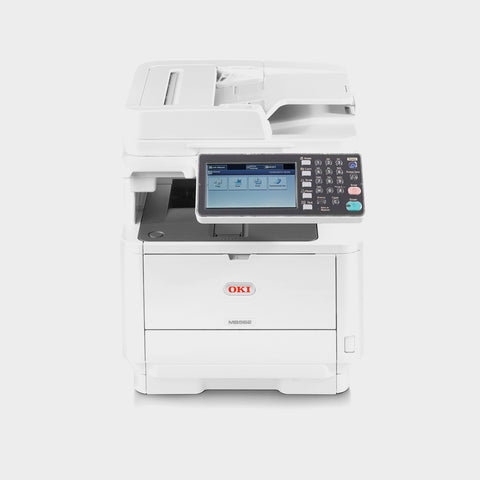 OKI MB562dnw A4 Mono Multifunction Printer