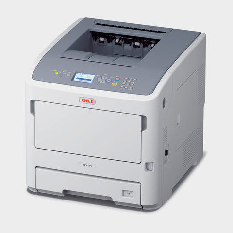 OKI B721dn A4 Mono Printer