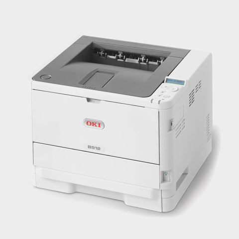 OKI B512dn A4 Mono Printer