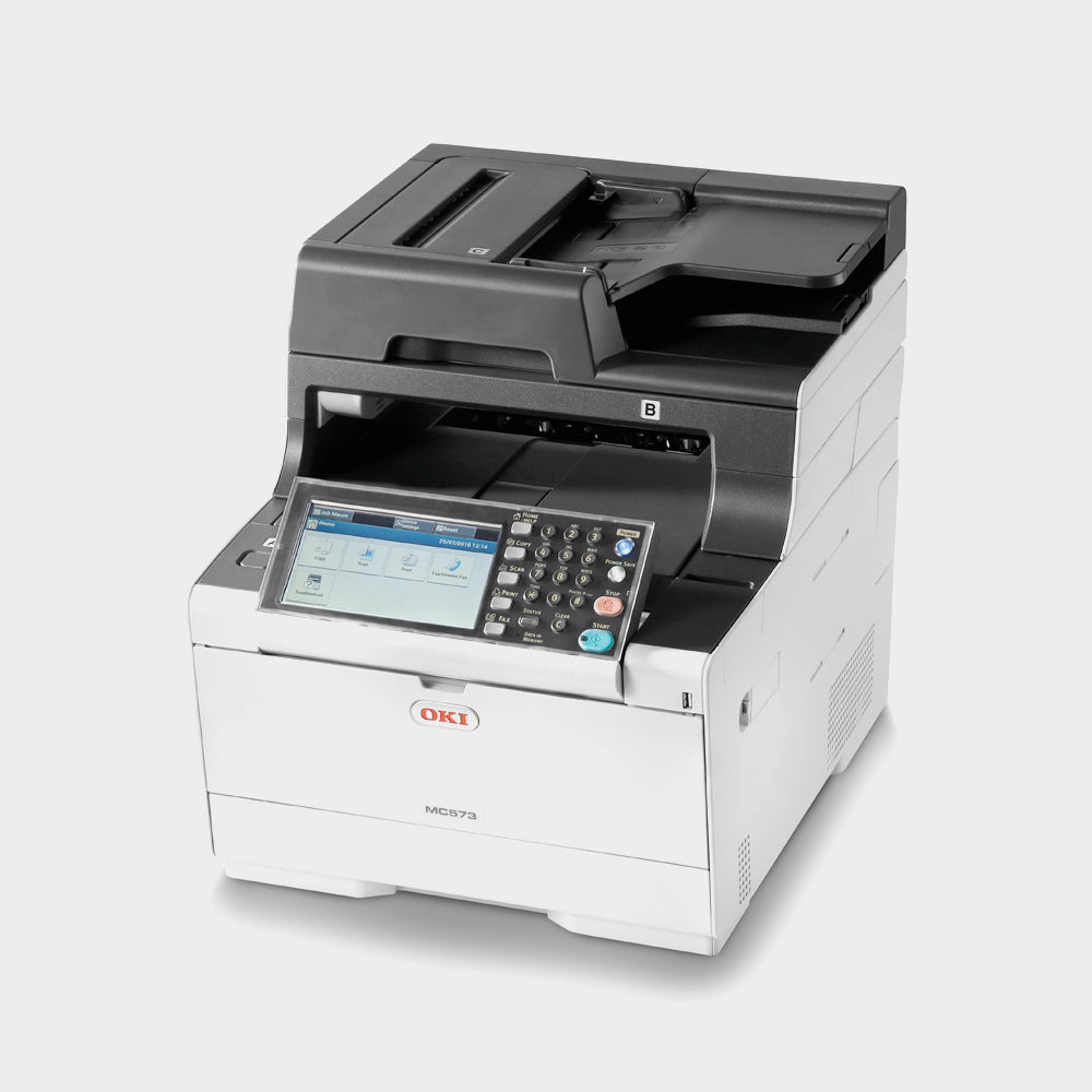OKI MC573dn A4 Colour Multifunction Printer