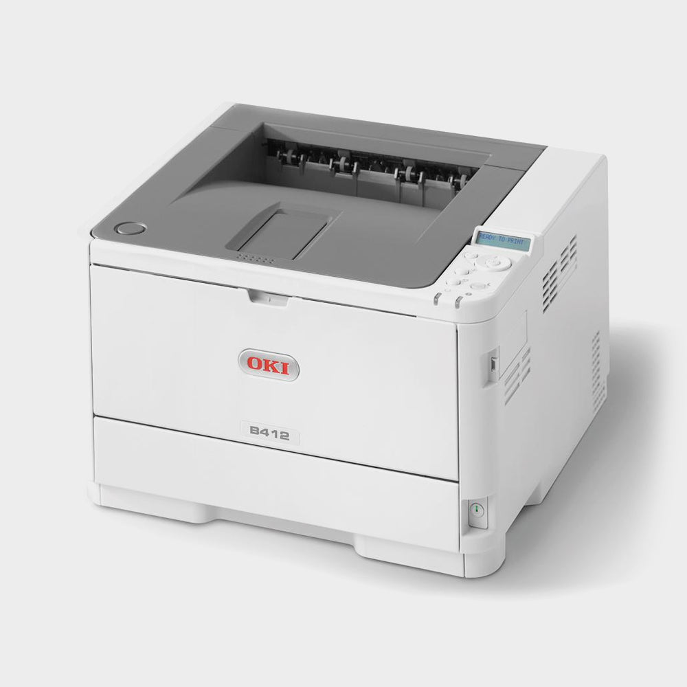 OKI B412dn A4 Mono Printer
