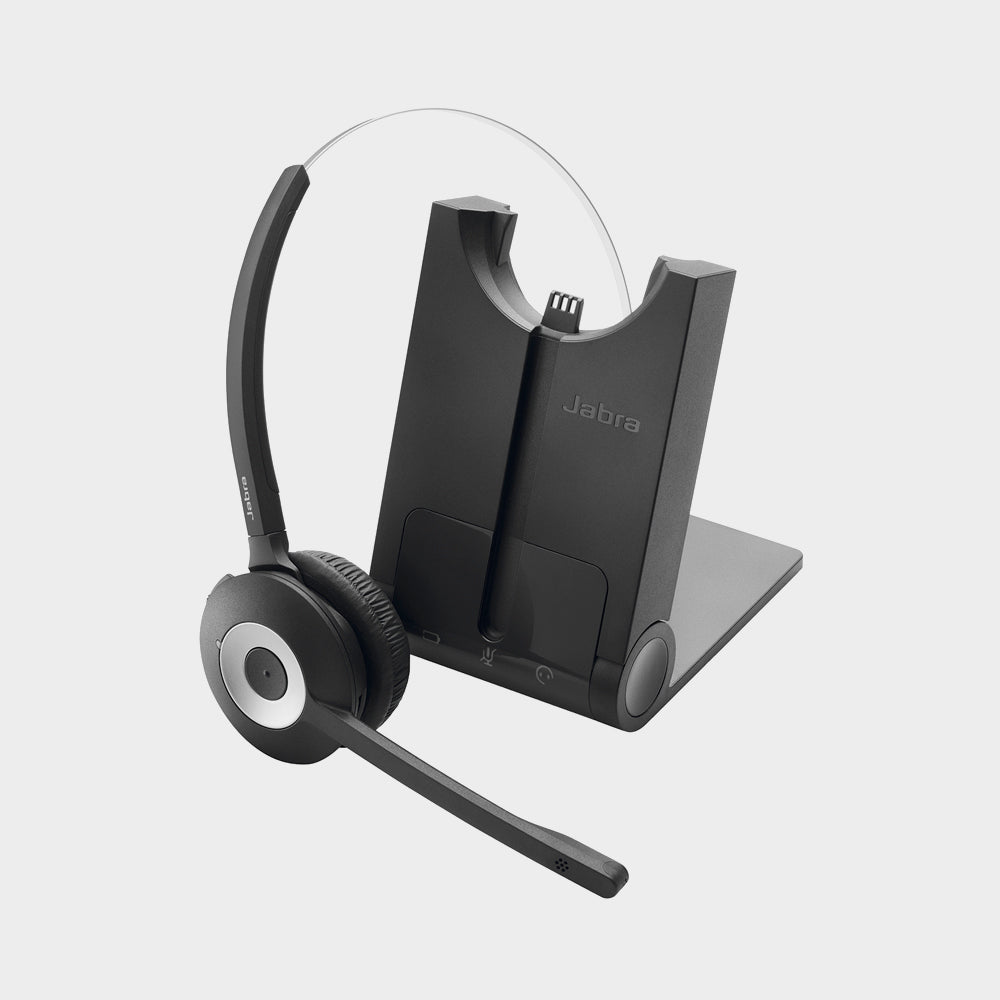Jabra PRO 920 Duo Wireless Headset