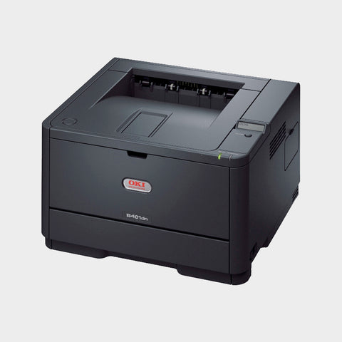 OKI B401dn Black A4 Mono Printer