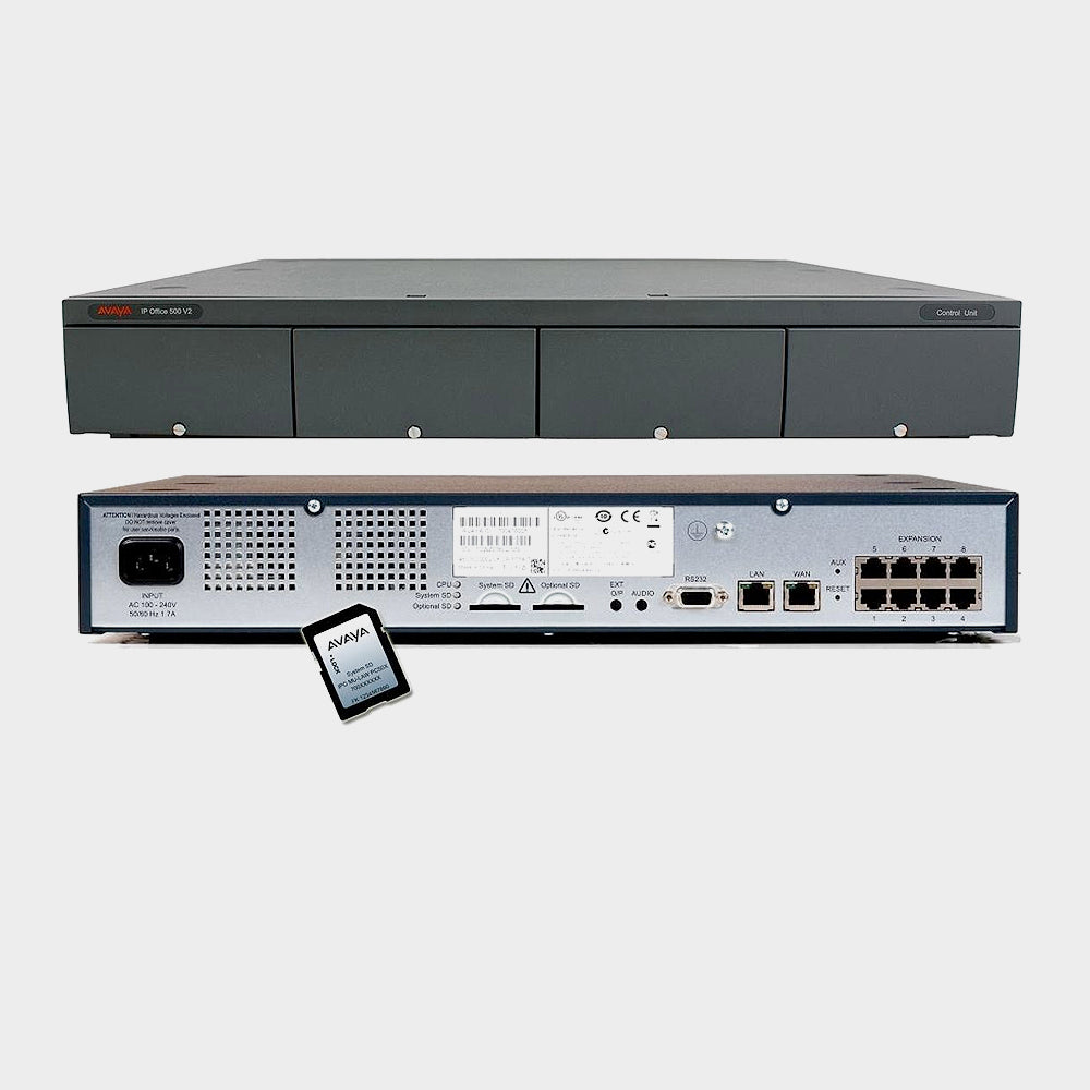 Avaya IP Office 500 v2 Control Unit