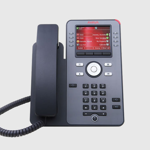J179 IP PHONE NO POWER SUPPLY