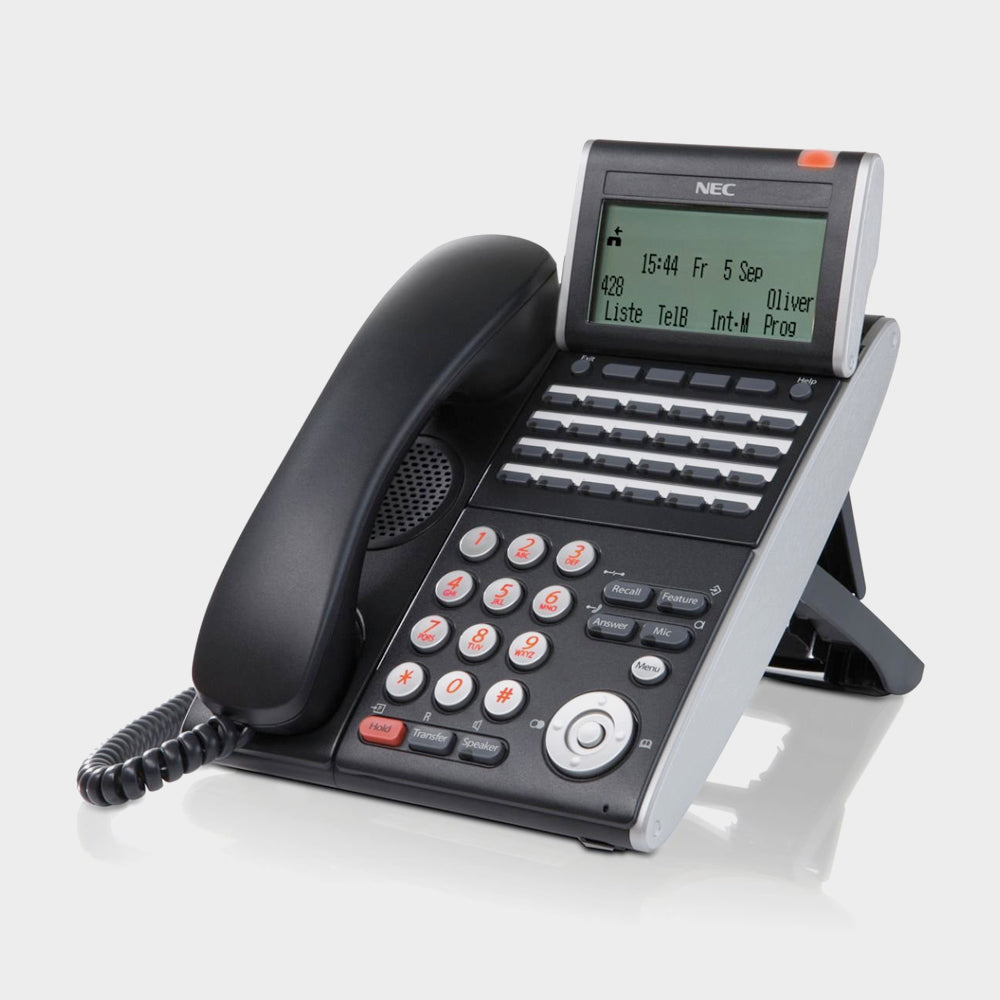 NEC DT830 IP Desktop Telephone