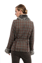 Load image into Gallery viewer, ORACHE Faux Fur Jacket