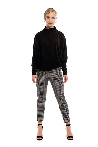 SORRELL Houndstooth Cropped Pants
