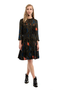 CROCUS Printed Dress