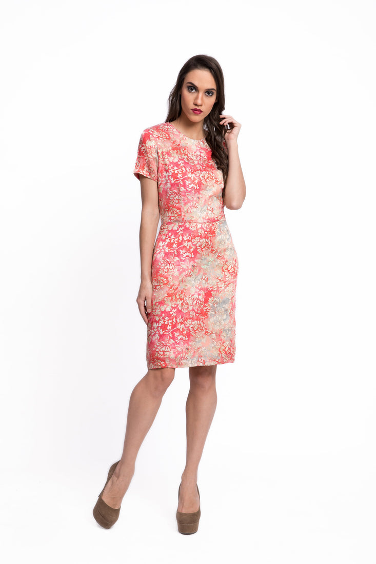 TAJ Printed Dress