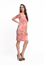 Load image into Gallery viewer, TAJ Printed Dress