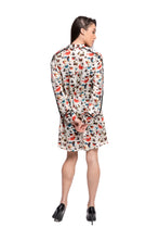 Load image into Gallery viewer, LUTESCENS Printed Shirtdress