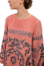 Load image into Gallery viewer, ARISTEA Embroidered Tunic Top
