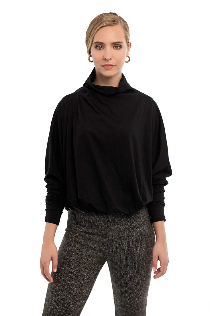 DURNESS Turtleneck Top