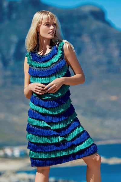 NOBILIS Tassel Dress