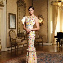 Load image into Gallery viewer, BERZELIA Embellished Gown