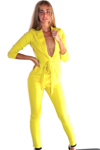 Soul Glow Business Suit (Yellow)
