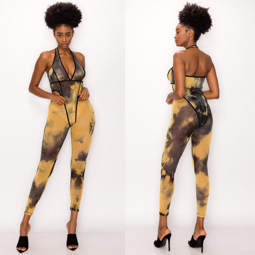 Sasha Fierce 2 Piece Yellow Set