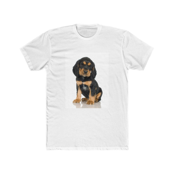 Rottweiler Men's Cotton Crew Tee