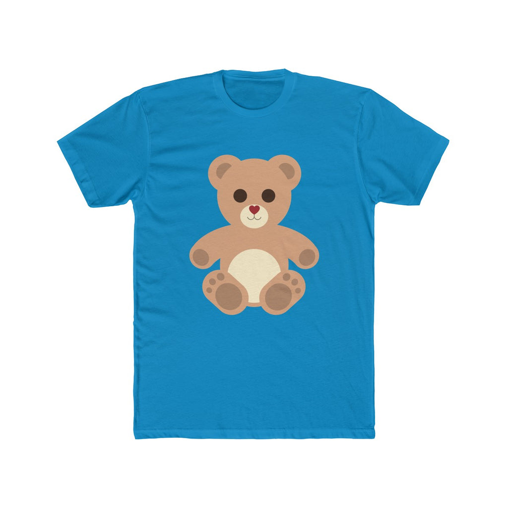 Bear - Men's Cotton Crew Tee