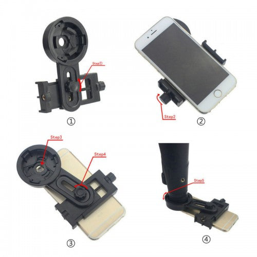 Smart Phone Telescope