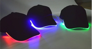 Glowing LED Cap