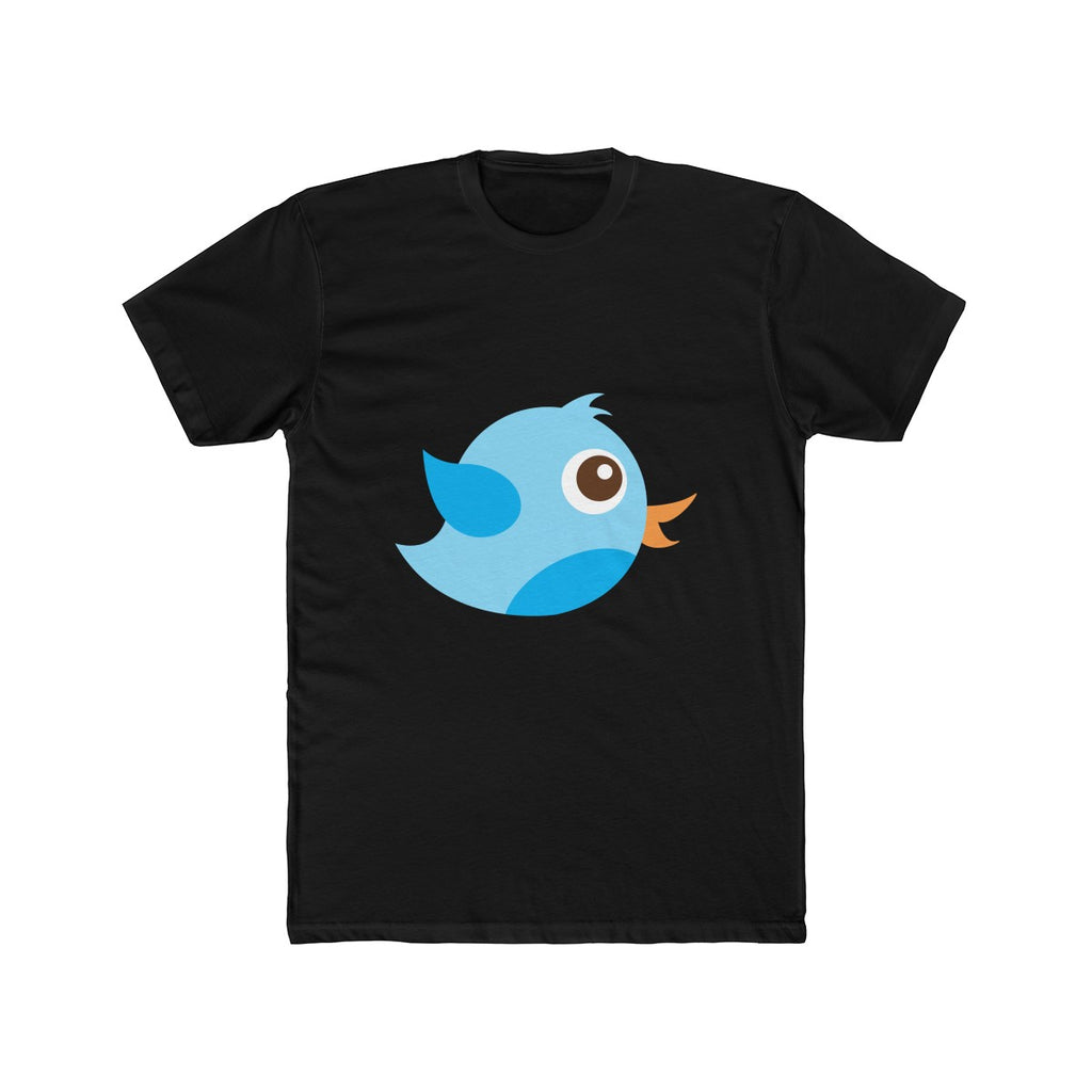 Bird - Men's Cotton Crew Tee