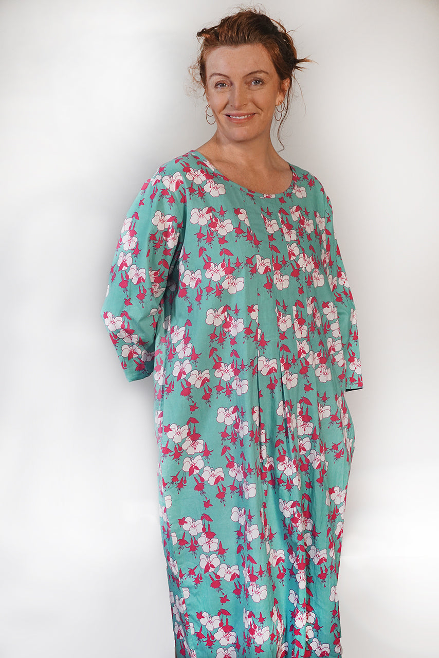 MISD | Mimosa Secret Garden Cotton Dress