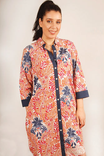 KSDB | Batika Shirt Dress