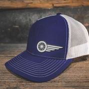 HAT - ROYAL-WHITE - South Main Iron