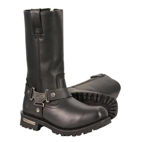 MENS LEATHER WATERPROOF BOOT