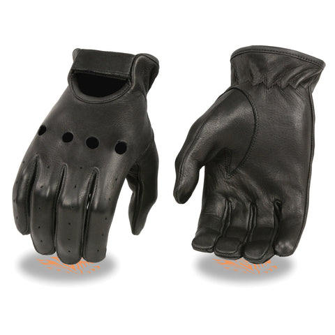 MENS CLASSIC LEATHER GLOVES - South Main Iron