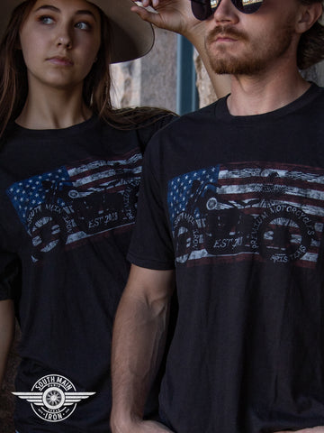 The Patriot - Short Sleeve