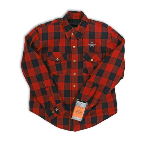 THE ARMORED FLANNEL