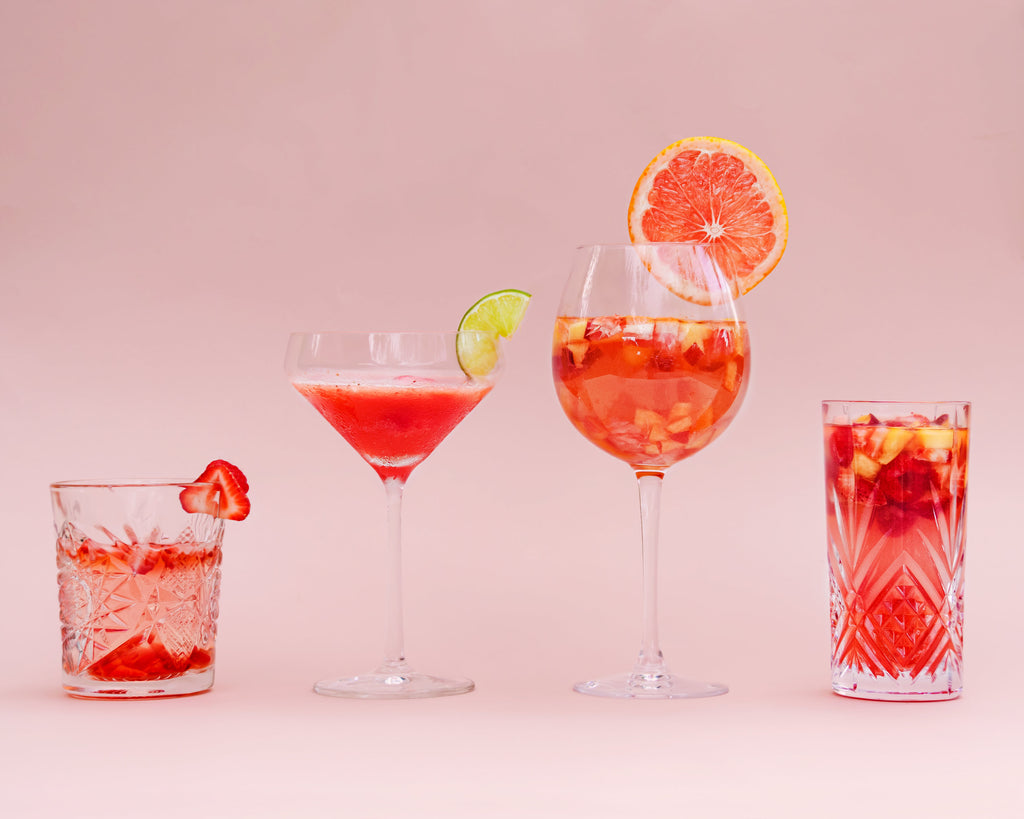 The Most Delicious ROSÉ Cocktails