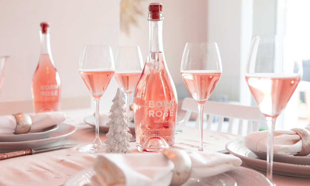 A Blissful Moment: BORN ROSÉ and the Perfect Glass by RIEDEL