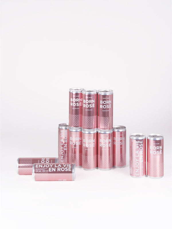 Canned BORN ROSÉ