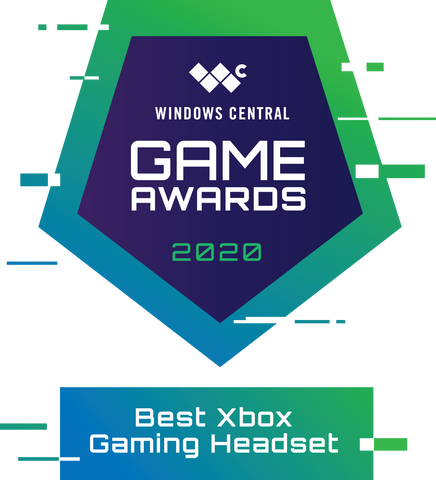 Windows Central Game Awards 2020 Best Xbox Gaming Headset LS50X