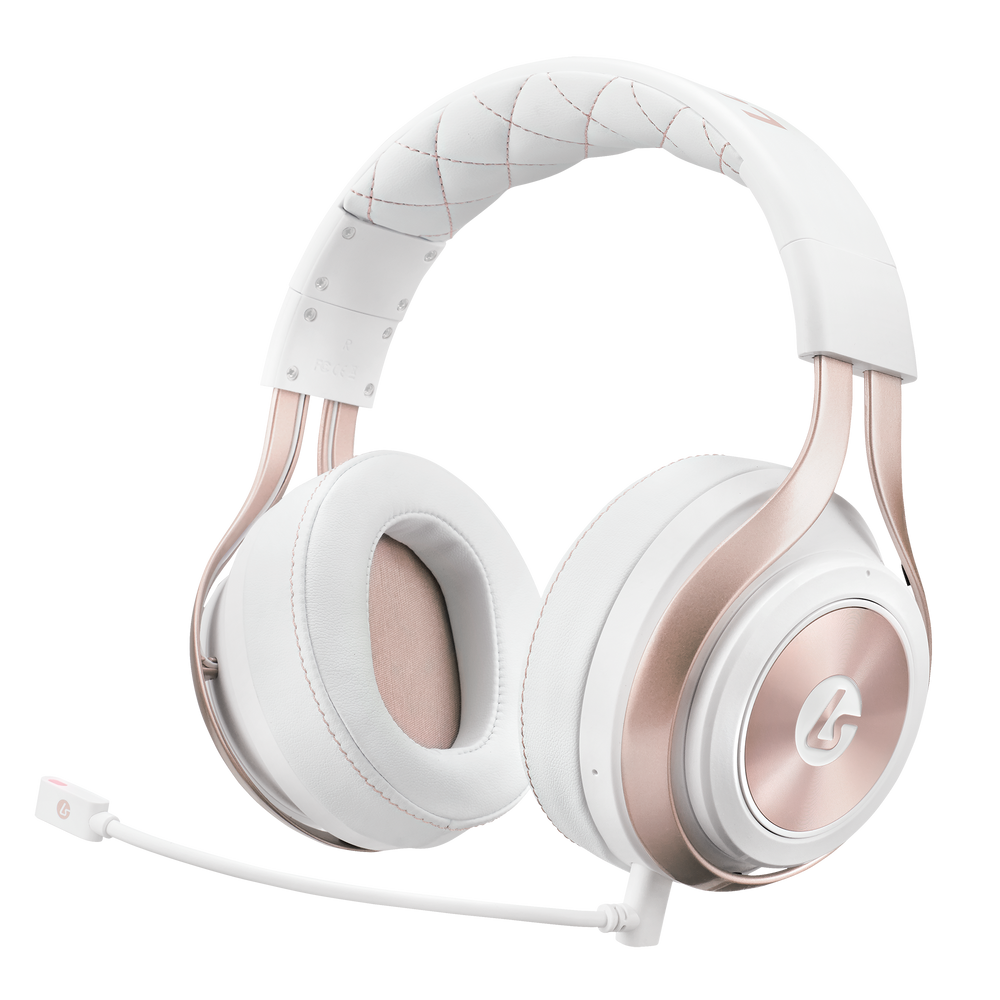 Ls35x Rose Gold Wireless Surround Sound Gaming Headset For Xbox