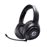 LucidSound LS15X Wireless Gaming Headset Three Quarter View