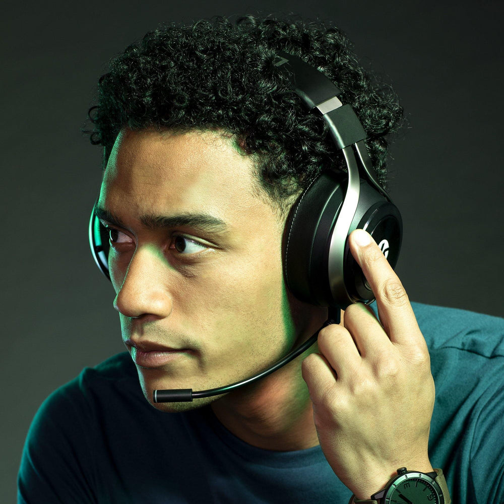 LS50X Wireless Gaming Headset with Bluetooth Quick-Access On-Earcup Controls