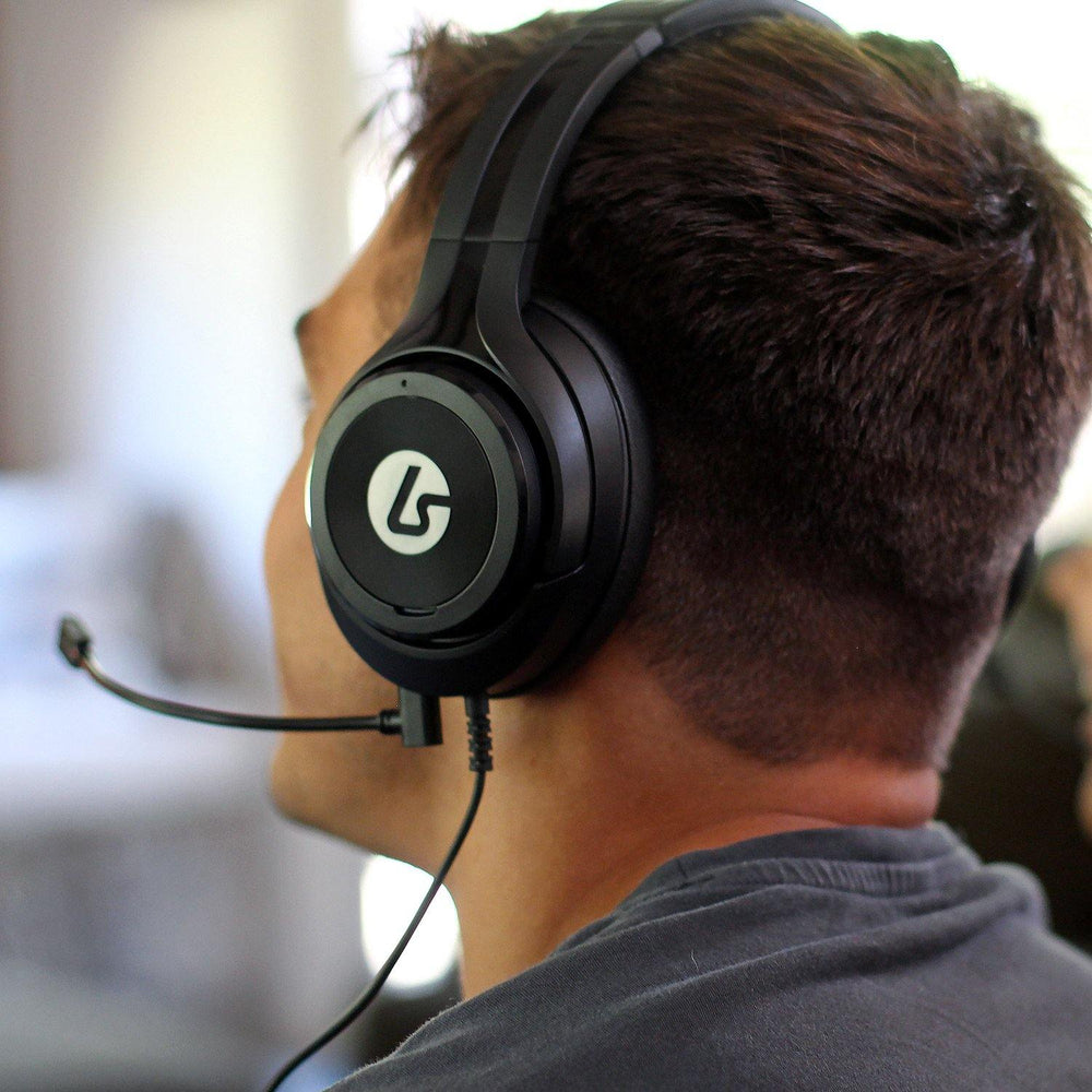 LS10X Advanced Wired Gaming Headset