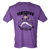 Officially licensed Kyle Freeland shirt