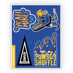 Nuggets Sticker Pack - Series 2 - DNVR Locker
